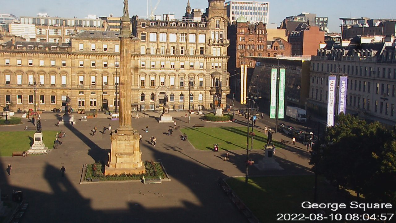 George Square Scotland