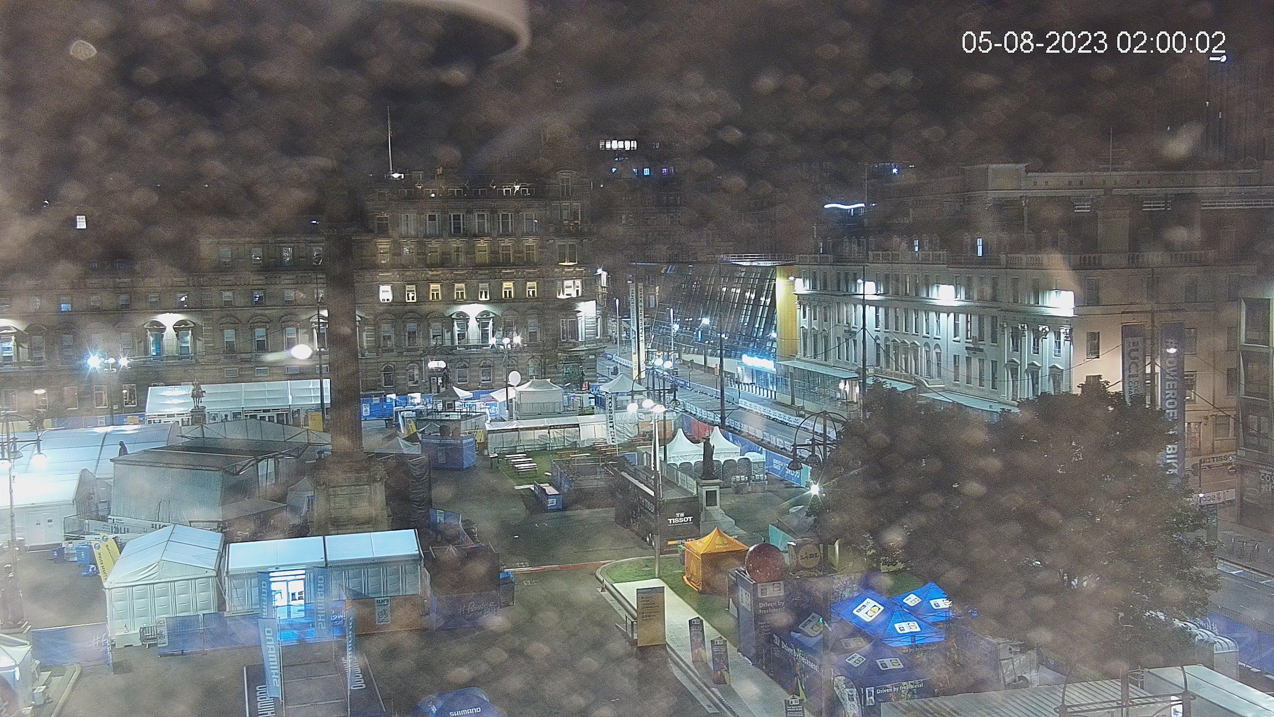Dettaglio webcam Glasgow