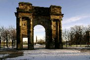 Glasgow Green - McLellan Arch