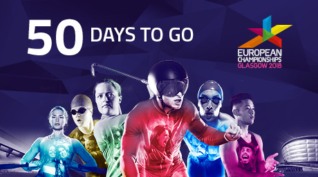 Glasgow 2018 - 50 Days To Go
