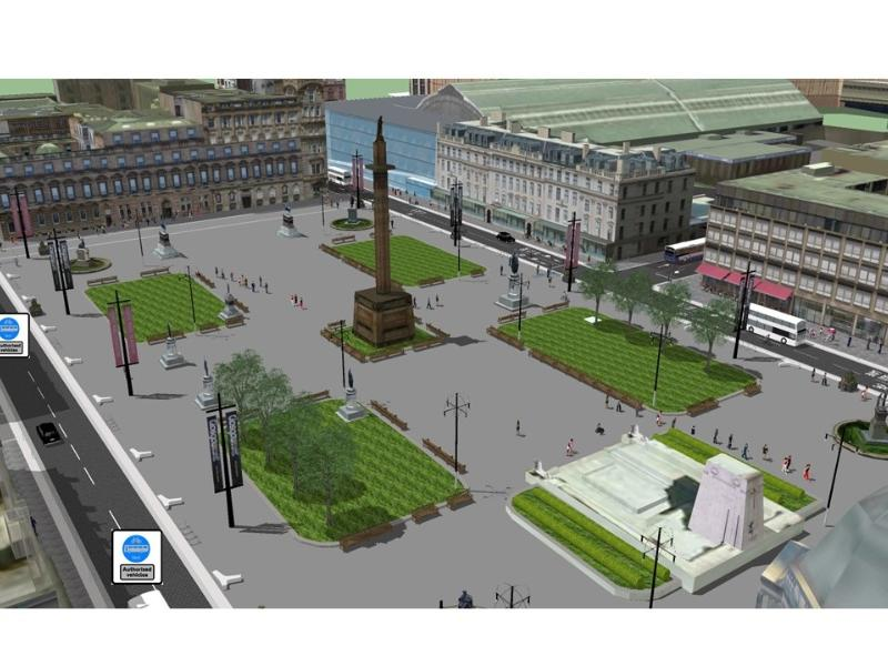 George Square 'Conversation' findings released