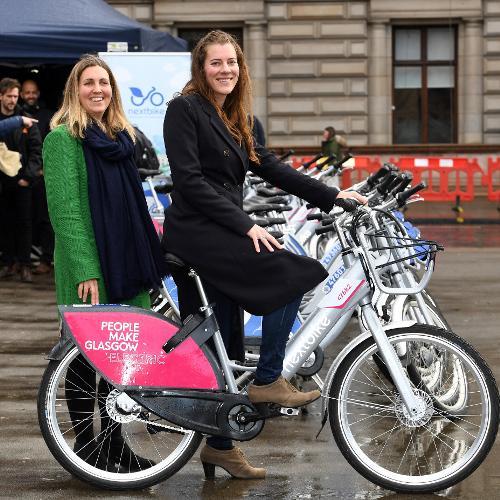e-bike launch