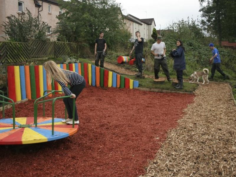 10 years of Stalled Spaces programme in Glasgow