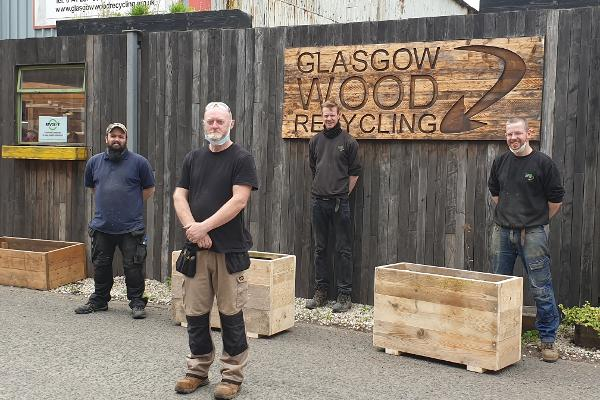 GWR - staff (small planters)