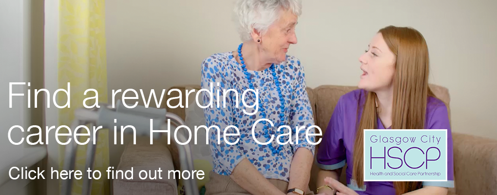 Care Jobs Home Page Banner