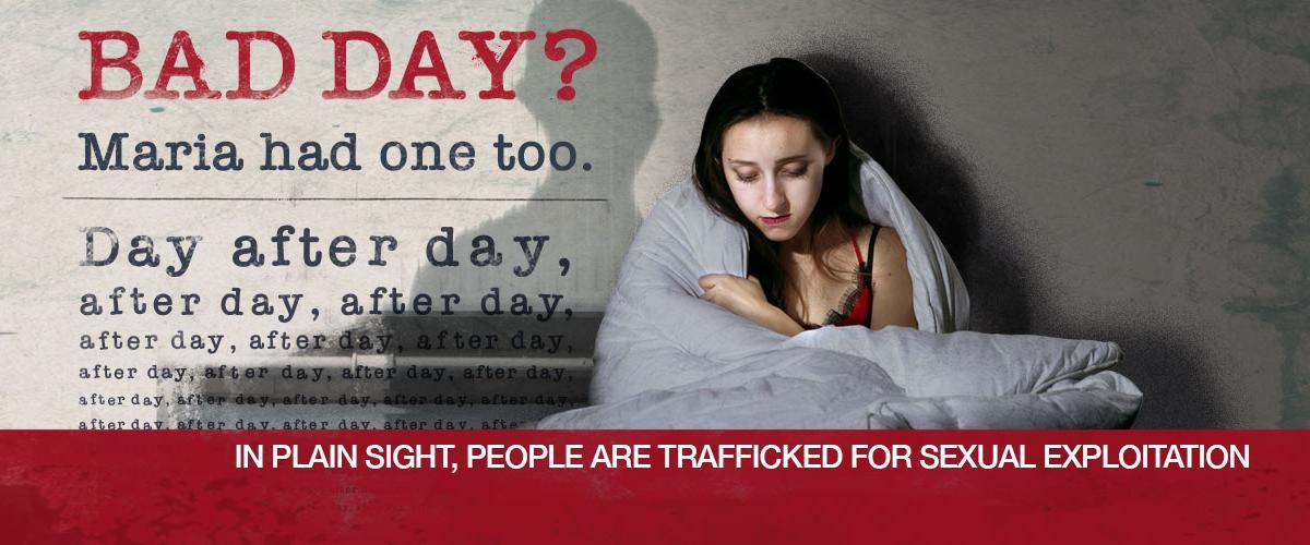 human trafficking sexual exploitation