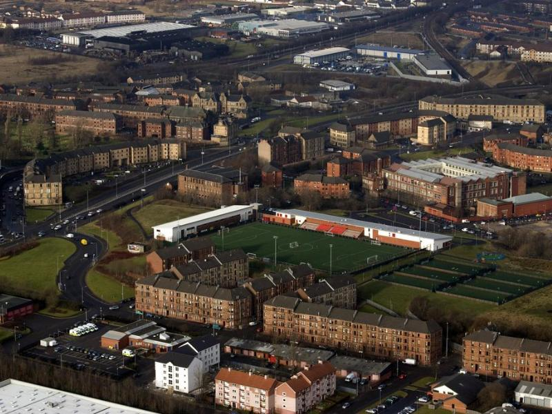 Lease of Petershill Sports Complex to Partick Thistle Charitable Trust