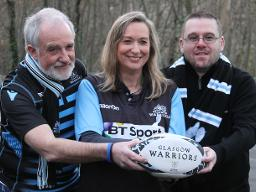 White Ribbon Rugby campaign Displays a larger version of this image in a new browser window
