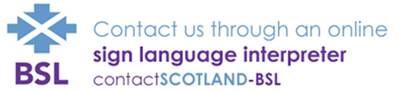 Contact Scotland