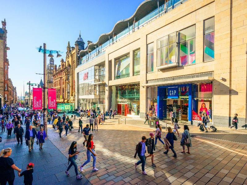 #LoveGlasgow campaign to attract visitors back to Glasgow city centre