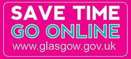 Save Time Go Online logo
