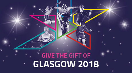 Give the gift of Glasgow 2018