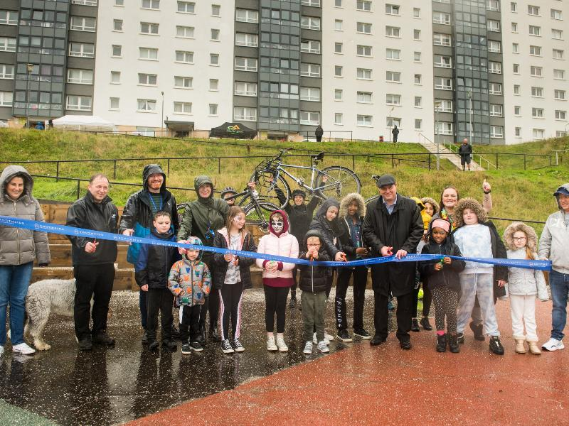 Halfway Community Park opening 1