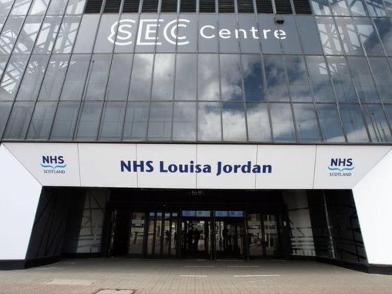 NHS Louisa Jordan