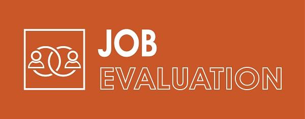 Job evaluation banner