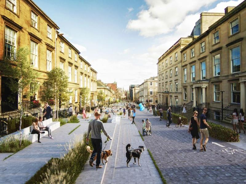Blythswood and Central DRFs approved in Glasgow
