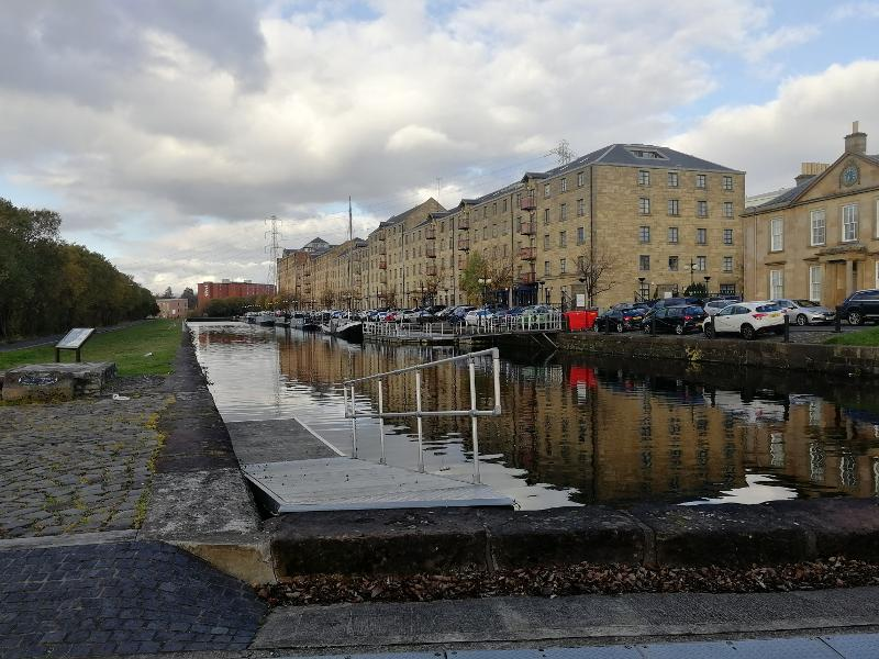 Council approves acceptance of Heritage Lottery Fund award for canal heritage project
