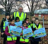 Anderston primary launch Schools Charter