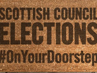 On you doorstep