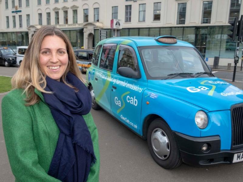 LEZ taxi retrofit