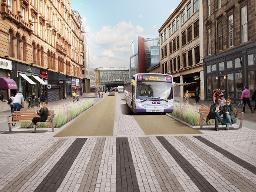 Consultation begins on design proposals for Avenues project on and around Argyle Avenue