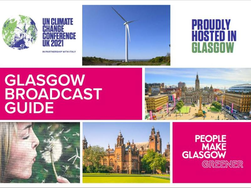 Glasgow Broadcast Guide - COP26