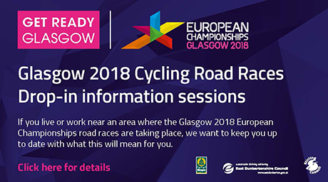 Glasgow 2018 Drop-in sessions