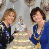 Lord Provost with Dame Esther Rantzen