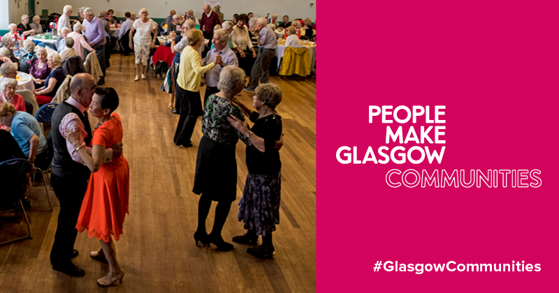People Make Glasgow Communities banner