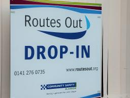 Routes Out Drop In Centre