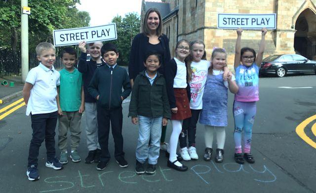 Street Play image