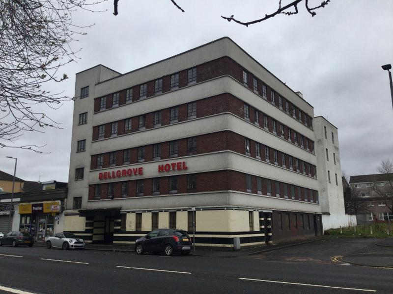 Acquisition of Bellgrove Hotel will take Gallowgate's regeneration to the next stage and offer new homes for hostel's residents