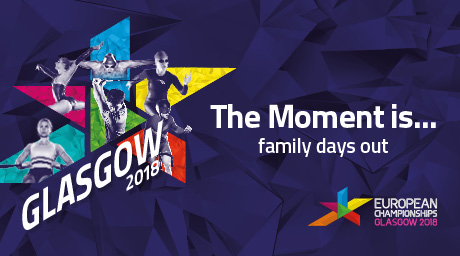 Glasgow 2018 tickets - Family moment