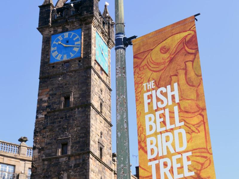 High Street banners unfurled for heritage trail