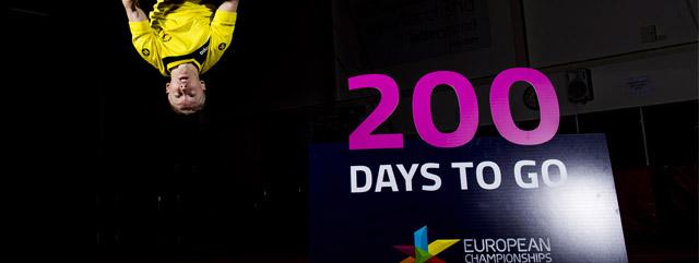 2018 200 days to go