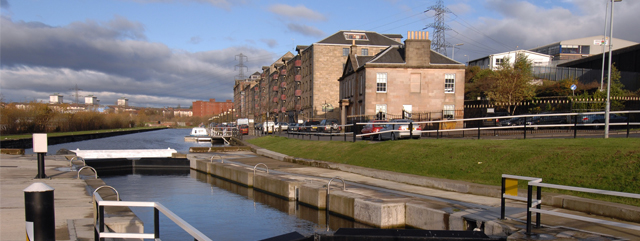 Canal redevelopment