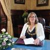 LP - Eva Bolander desk
