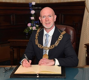 Lord Provost Philip Braat