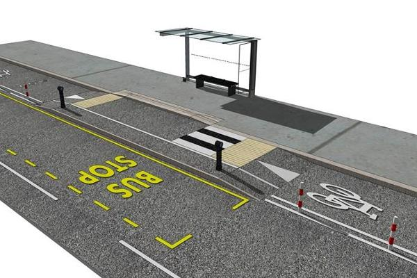 London Road bus stop visualisation (final) 1