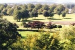 Bellahouston Park -  looking South Displays a larger version of this image in a new browser window
