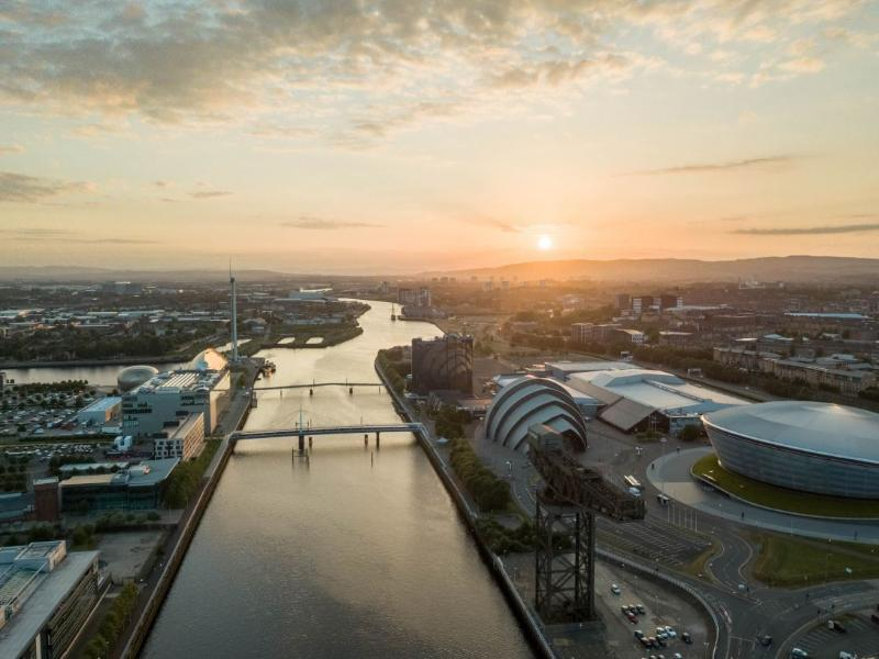 Clyde Mission funding for five projects close to the river