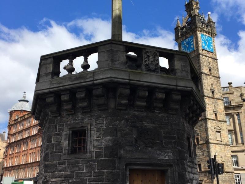 Glasgow reviews built heritage