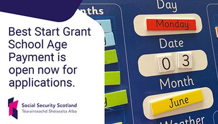 Best Start Grant