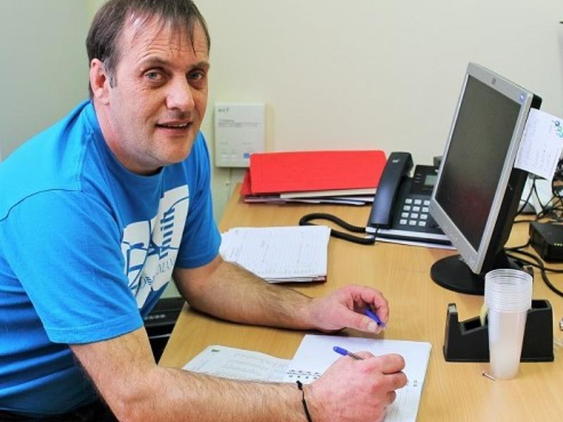 Thomas - addictions recovery service employee Displays a larger version of this image in a new browser window