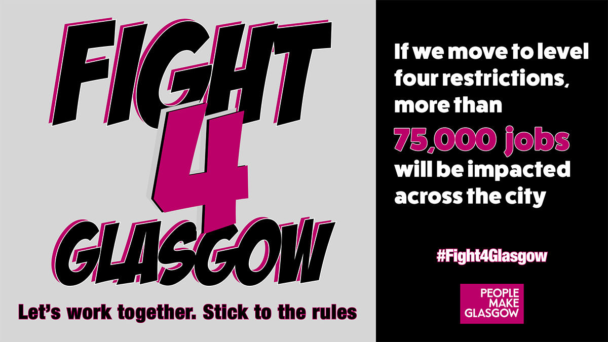 Fight for Glasgow