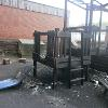 Torched Play Equipment at Elmvale Nursery Class