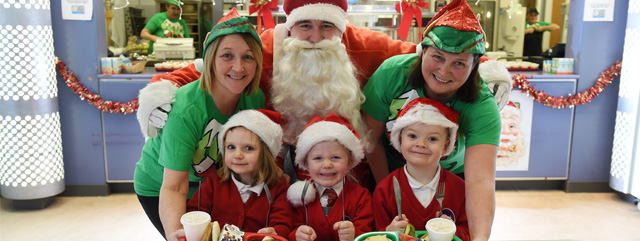 Cordia Christmas lunches