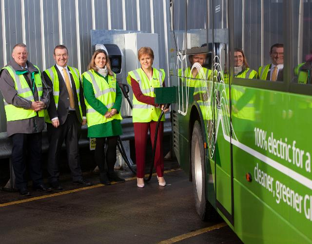 Electric Buses - FM