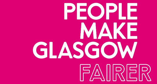 people make glasgow fairer logo